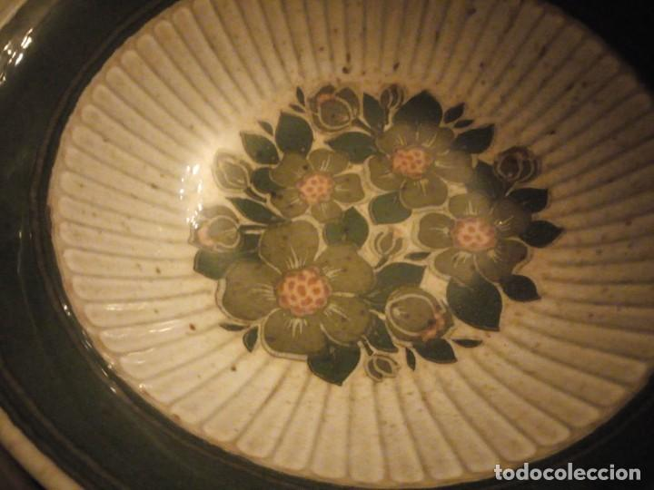 Antigüedades: Antigua vajilla de porcelana winterling bavaria porcelain,modelo nina,retro color verde,1970,60 piez - Foto 17 - 183433940
