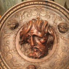 Antigüedades: TALLA MADERA CRISTO. Lote 183443838