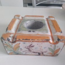 Antigüedades: TALAVERA, PUENTE?, ANTIGUO TINTERO SIGLO XVIII . Lote 183457148