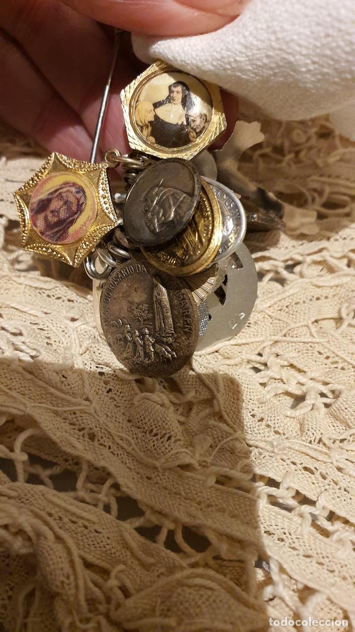 Antigüedades: Lote religióso, todo lo que se ve en las fotografías - Foto 8 - 183475253