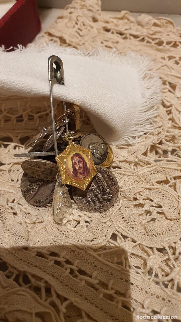 Antigüedades: Lote religióso, todo lo que se ve en las fotografías - Foto 10 - 183475253