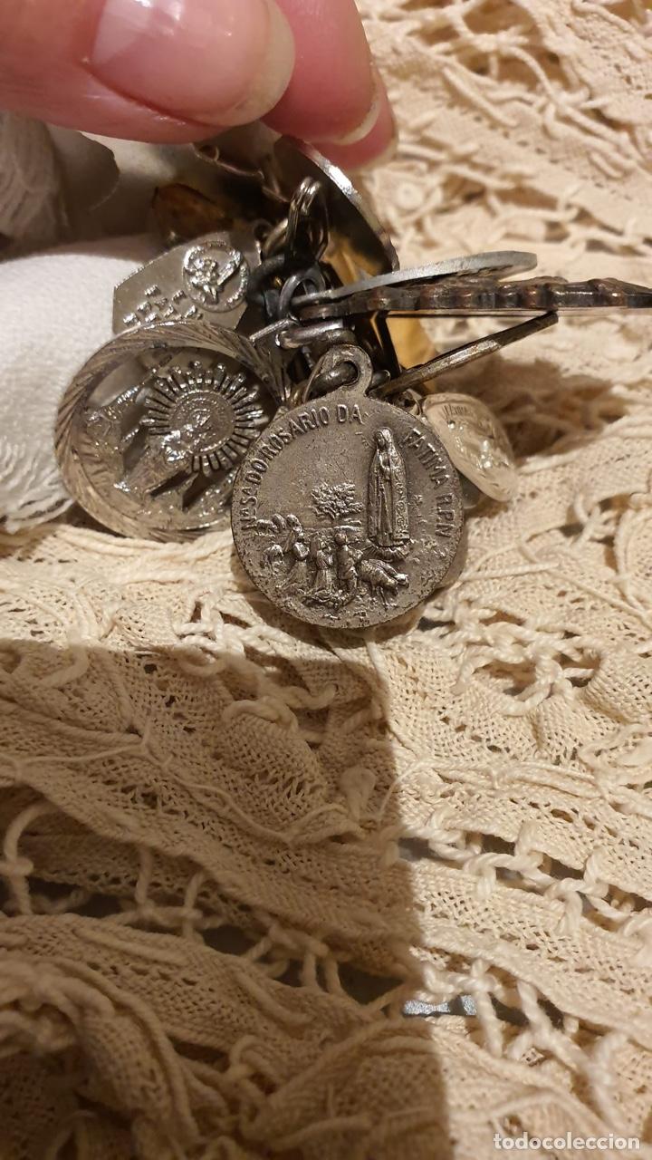 Antigüedades: Lote religióso, todo lo que se ve en las fotografías - Foto 16 - 183475253
