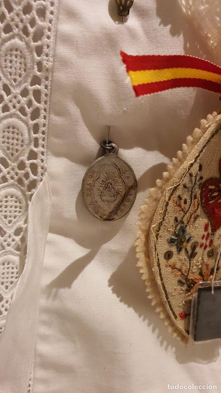 Antigüedades: Lote religióso, todo lo que se ve en las fotografías - Foto 21 - 183475253
