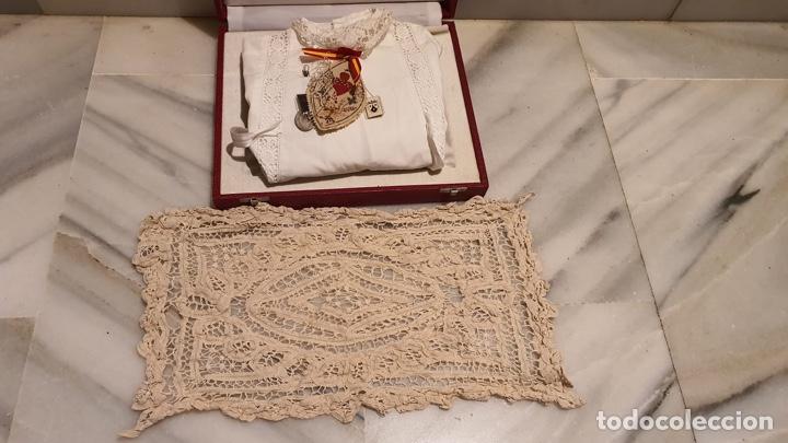 Antigüedades: Lote religióso, todo lo que se ve en las fotografías - Foto 23 - 183475253
