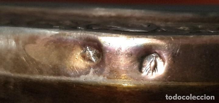Antigüedades: JUEGO DE TOCADOR EN PLATA CENTENARIO - Foto 12 - 183528043