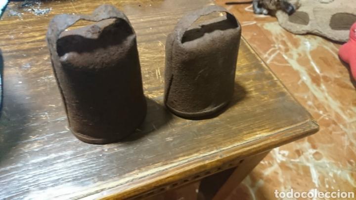 Antigüedades: Campanas o cencerros antiguos - Foto 5 - 183565518