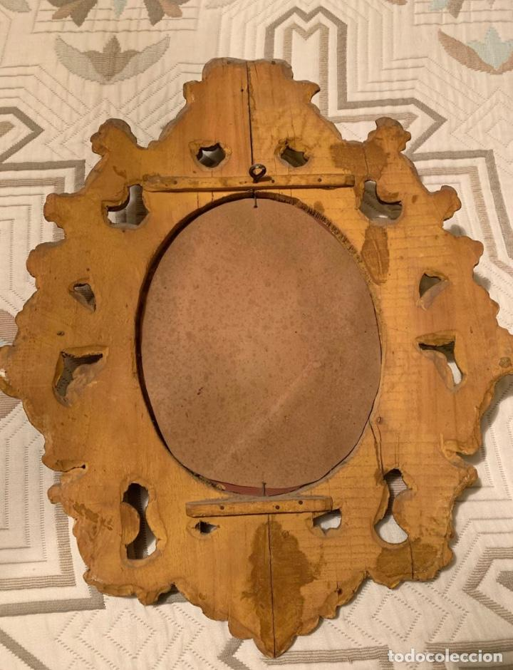 Antigüedades: Pareja Cornucopias Doradas Antigüedades - Foto 6 - 183569413