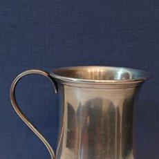 Antigüedades: ANTIGUA JARRITA DE PLATA. Lote 183586232