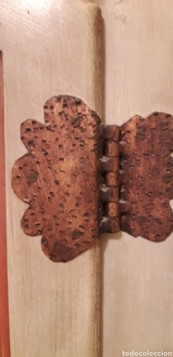 Antigüedades: ANTIGUO ARMARIO PERCHERO PARA RECIBIDOR - Foto 4 - 183588666