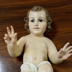 Antigüedades: NIÑO JESÚS ANTIGUO. Lote 183588731