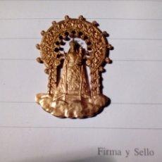 Antigüedades: MEDALLA RELIGOSA - ORIGINAL NO LLEVA ANILLA -CONGR NTRA SRA BONONOVA SAN LUIS G, 1906 1956. Lote 183608537
