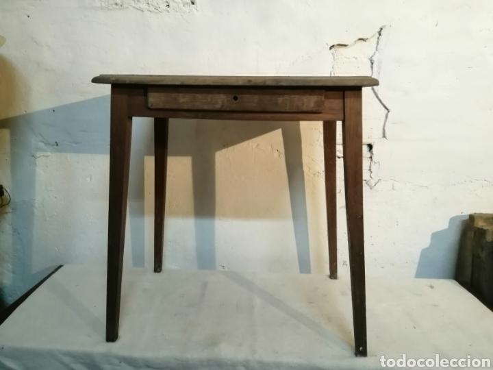 Antigüedades: Pupitre antiguo - Foto 2 - 183610788
