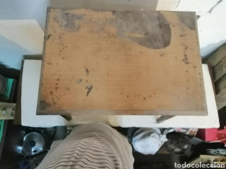 Antigüedades: Pupitre antiguo - Foto 4 - 183610788