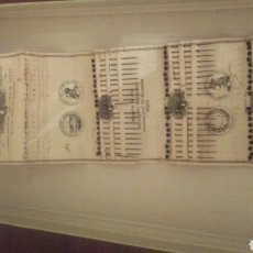 Antigüedades: PAPEL DE ALFILERES CABEZA NEGRA DE CRISTAL MARCA EL PAVO REAL ,AÑOS 40 ,CANTIDAD 60. Lote 183621212