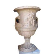 Antigüedades: COPA MEDICIS DE FIBRA. Lote 183656881