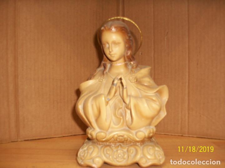 Antigüedades: BUSTO DE VIRGEN - Foto 7 - 52418773
