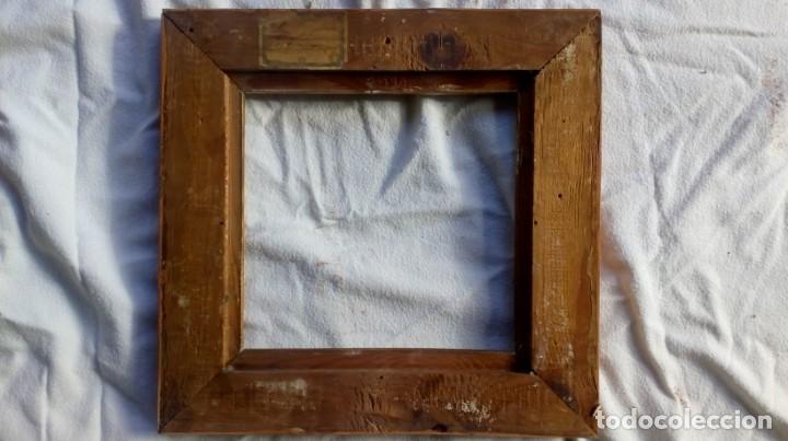 Antigüedades: PAREJA DE MARCOS. S.XIX.. - Foto 5 - 183678103