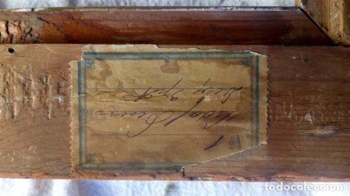 Antigüedades: PAREJA DE MARCOS. S.XIX.. - Foto 6 - 183678103