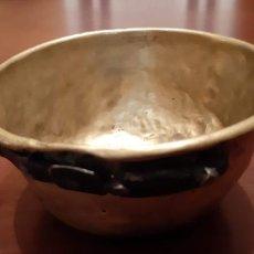 Antigüedades: CUENCO DE COBRE. Lote 183682078