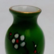 Antigüedades: JARRONCITO DE PORCELANA CHINA . Lote 183708770