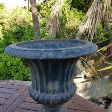 Antigüedades: JARDINERA DE HIERRO. Lote 183729420