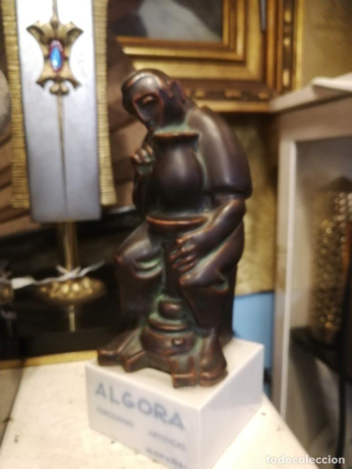 Antigüedades: Figura en porcelana de ALGORA - Foto 3 - 183743126