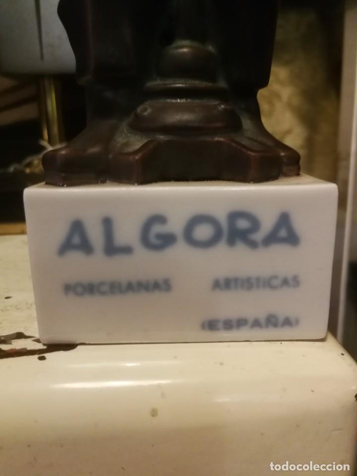 Antigüedades: Figura en porcelana de ALGORA - Foto 4 - 183743126