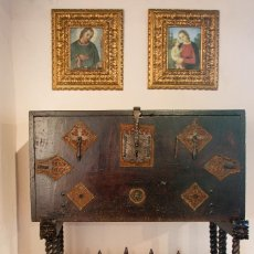 Antigüedades: BARGUEÑO SIGLO XVII. Lote 183748047