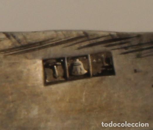 Antigüedades: cuchara ejipto en plata de ley 925 - Foto 9 - 183758235