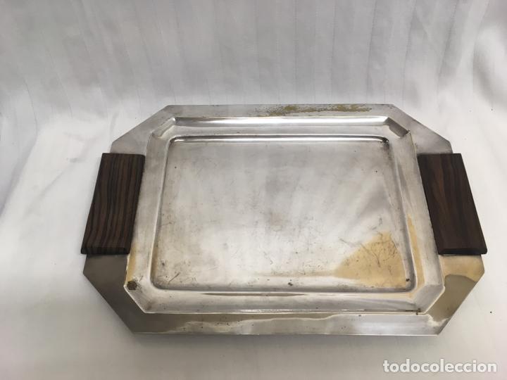 Antigüedades: Juego café plata inglesa años 20/30 - Foto 7 - 183772596