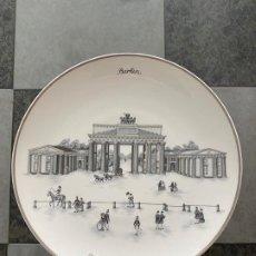 Antigüedades: PLATO BERLIN KPM , PRINT . Lote 183776496