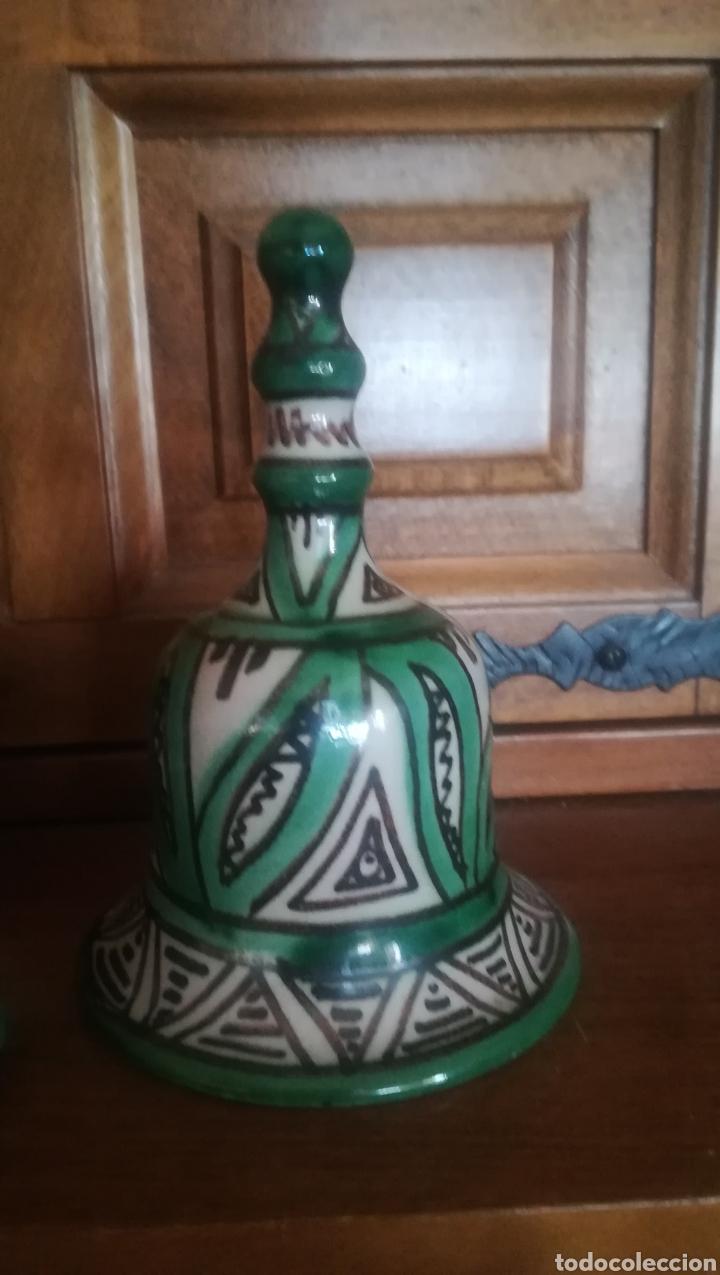Antigüedades: Juego de campanilla y almirez de Domingo Punter, Teruel - Foto 3 - 183792338