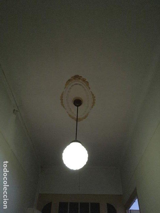 Antigüedades: LAMPARA ART DECO - Foto 3 - 183799508