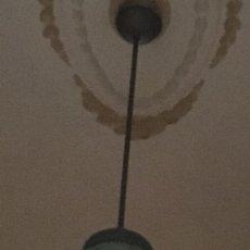 Antigüedades: LAMPARA ART DECO. Lote 183799508