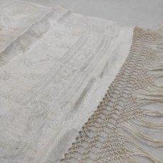 Antigüedades: ANTIGUA TOALLA DE CRISTIANAR. Lote 183799862