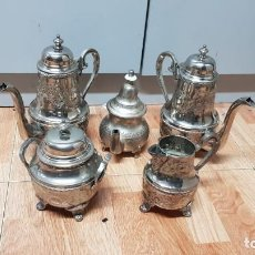 Antigüedades: JUEGO TE Y CAFÉ . Lote 183801202