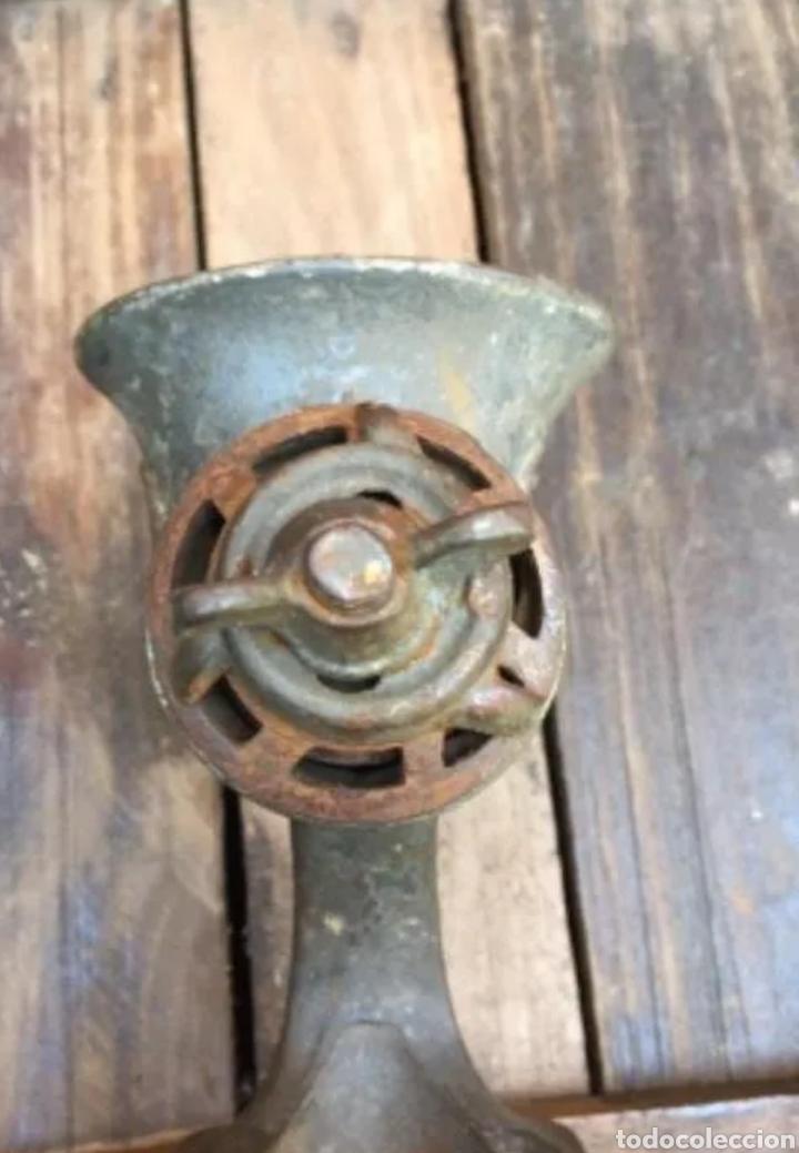 Antigüedades: Picadora de carne - Foto 2 - 183815535