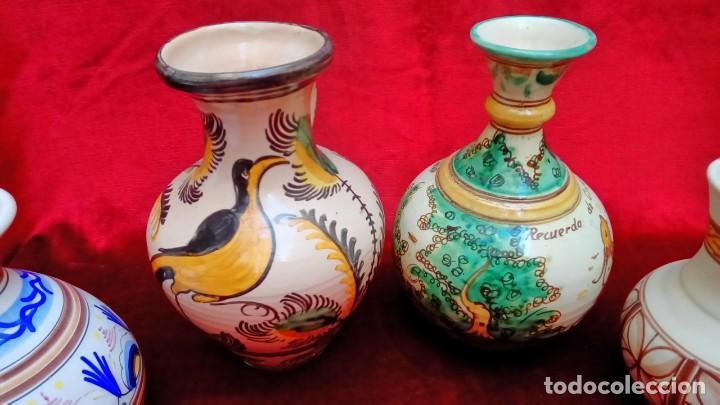 Antigüedades: jarrones de ceramica española - Foto 2 - 183819760