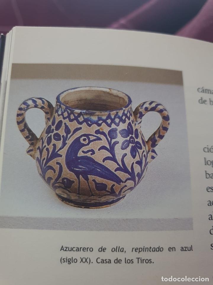 Antigüedades: Azucarero de Olla de fajalauza finales del siglo XIX - Foto 14 - 163466428