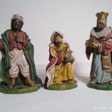 Antigüedades: BELÉN REYES MAGOS. Lote 183853861