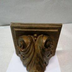 Antigüedades: PEANA DE ESCAYOLA. Lote 183855052