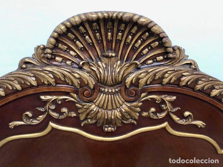 Antigüedades: Cama Luis XV - Foto 17 - 207696306