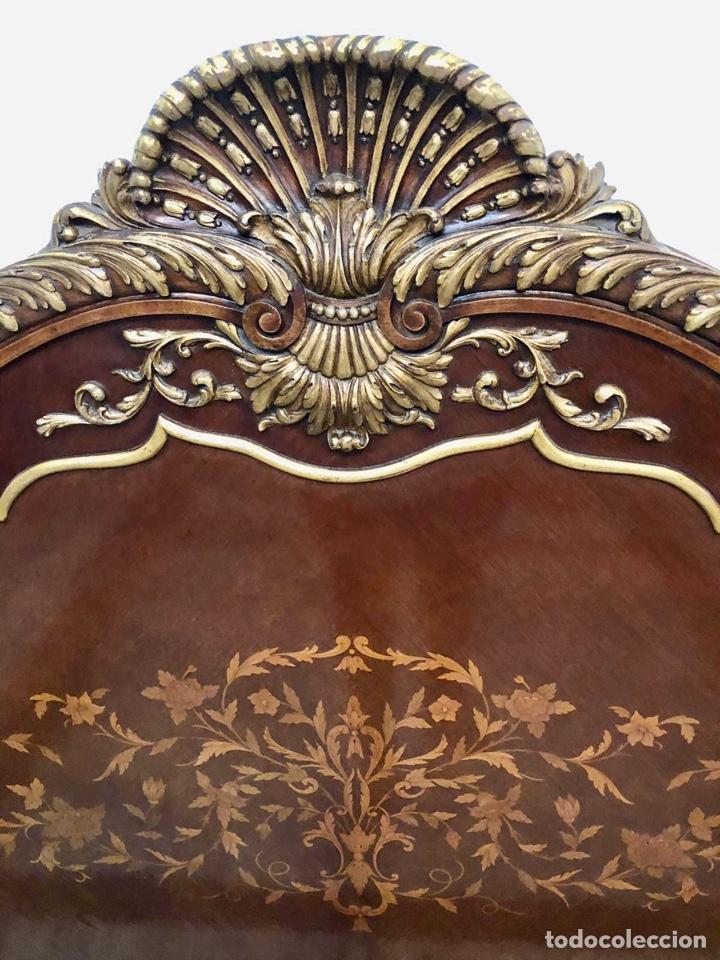 Antigüedades: Cama Luis XV - Foto 18 - 207696306