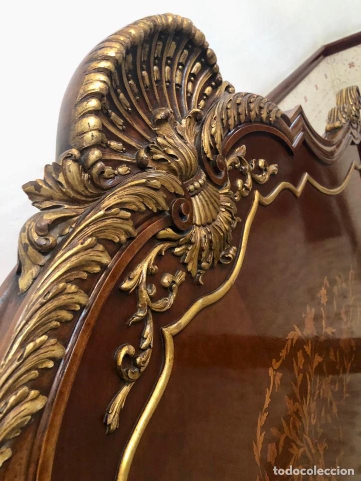 Antigüedades: Cama Luis XV - Foto 20 - 207696306