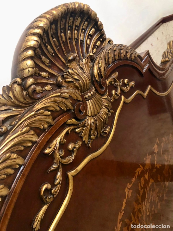 Antigüedades: Cama Luis XV - Foto 28 - 207696306