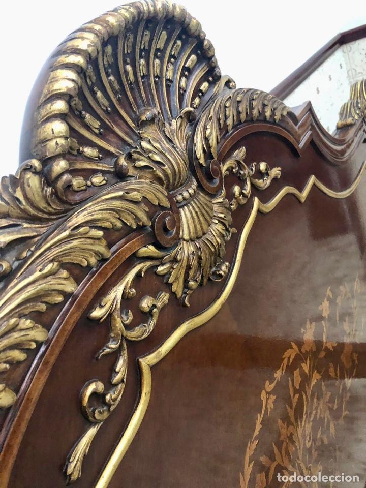 Antigüedades: Cama Luis XV - Foto 29 - 207696306