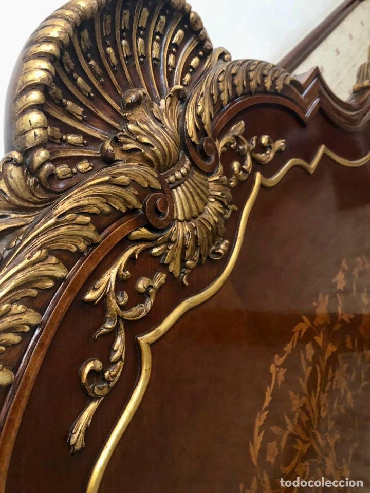 Antigüedades: Cama Luis XV - Foto 30 - 207696306