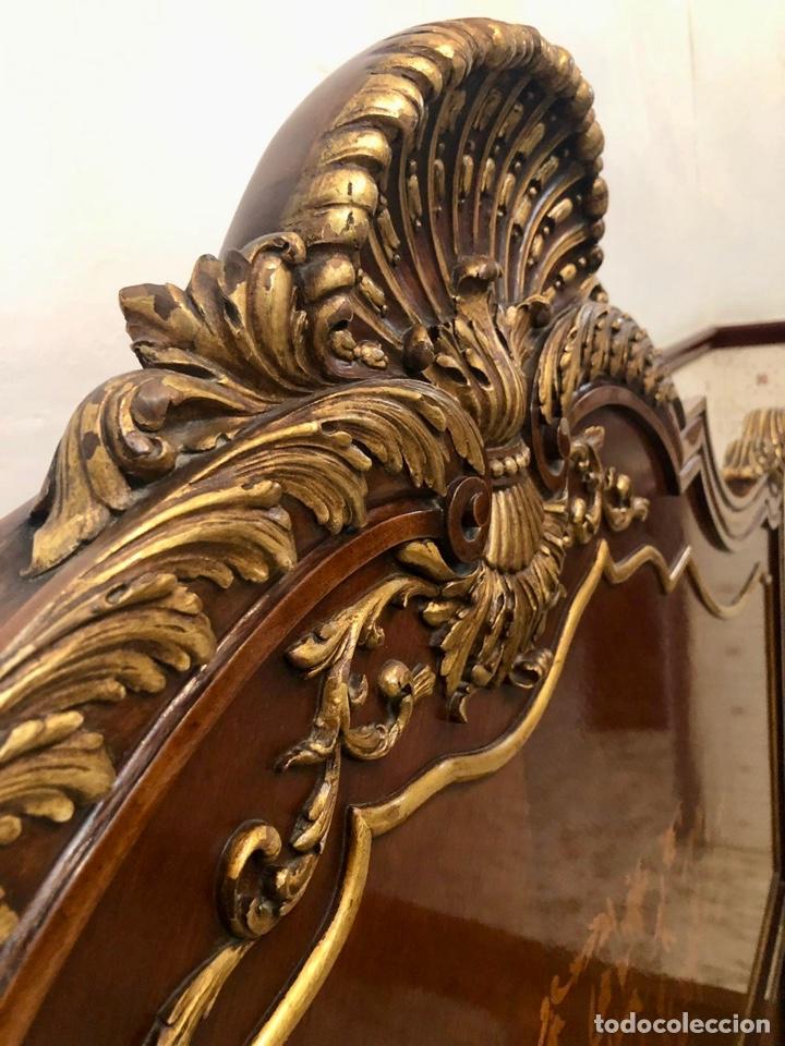 Antigüedades: Cama Luis XV - Foto 31 - 207696306