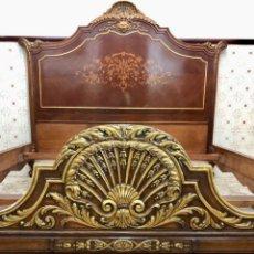 Antiquités: CAMA LUIS XV. Lote 183956792