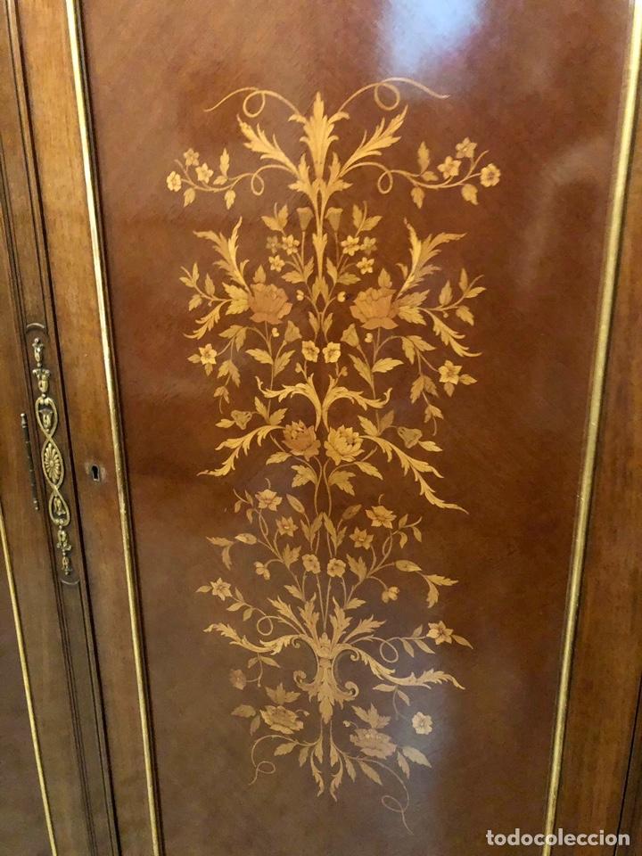 Antigüedades: Armario o ropero Luis XV - Foto 31 - 183957395